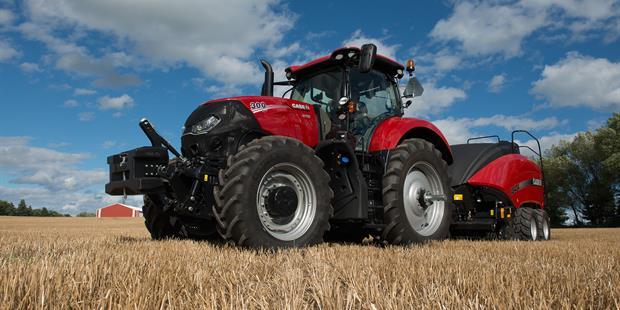 Traktori- ja maansiirtokoneöljyt